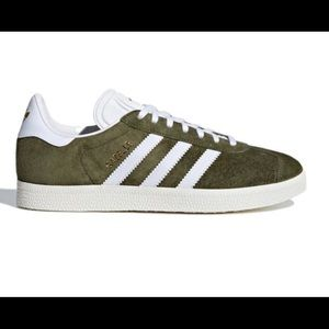 Adidas Gazelle - Forest Green